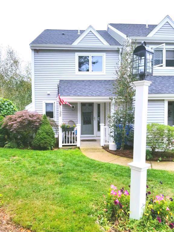22 Westcliff Dr #22, Plymouth, MA 02360 (MLS #72575180) :: Trust Realty One