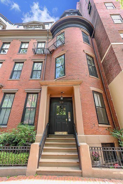 319 Dartmouth St, Boston, MA 02116 (MLS #72575755) :: The Gillach Group