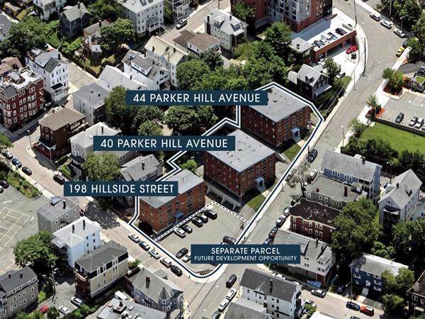 40-44 Parker Hill Avenue, Boston, MA 02120 (MLS #72576547) :: RE/MAX Vantage