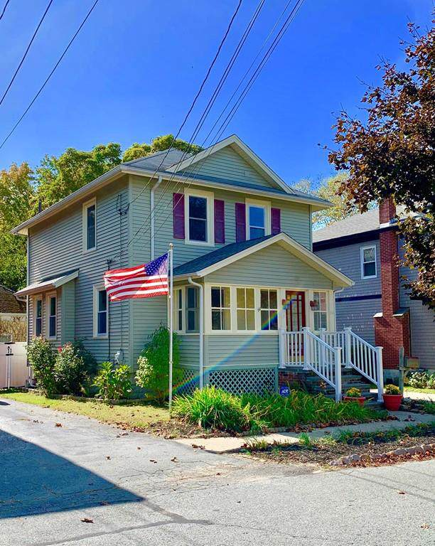 7 Wood Street, Fairhaven, MA 02719 (MLS #72576700) :: RE/MAX Vantage