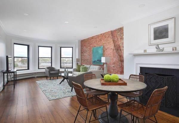 60 Charlesgate West 3C, Boston, MA 02215 (MLS #72577207) :: Kinlin Grover Real Estate