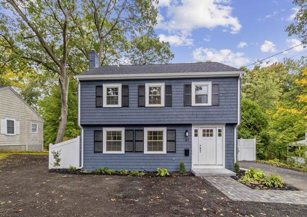 87 Cobleigh, Westwood, MA 02090 (MLS #72577817) :: Trust Realty One