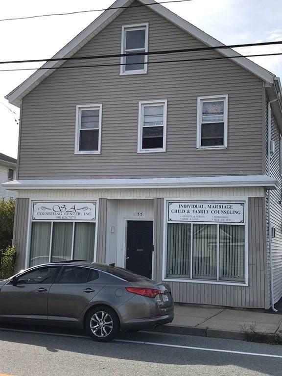 155 Main Rd, Tiverton, RI 02878 (MLS #72578039) :: Kinlin Grover Real Estate