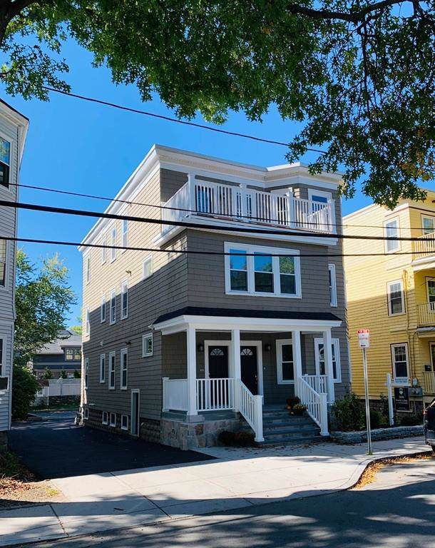 80-82 Standish St #1, Cambridge, MA 02138 (MLS #72578064) :: The Gillach Group