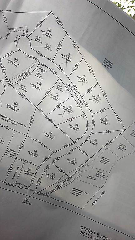 lot 15 Bella Vista Drive, East Longmeadow, MA 01028 (MLS #72579365) :: Vanguard Realty