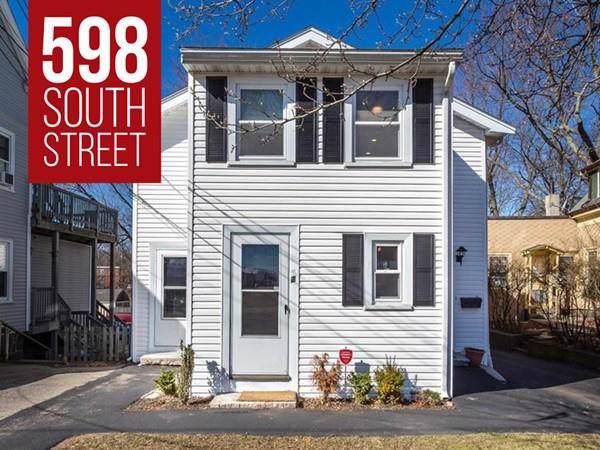 598 South Street, Quincy, MA 02169 (MLS #72579755) :: Team Tringali