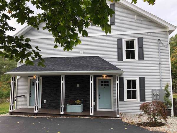 54 Canterbury Street B, Hingham, MA 02043 (MLS #72580073) :: Driggin Realty Group