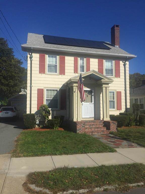163 Plymouth St, New Bedford, MA 02740 (MLS #72580197) :: Walker Residential Team