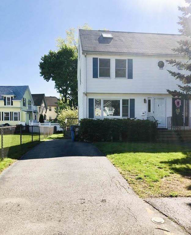 83 Grant Ave -, Belmont, MA 02478 (MLS #72580215) :: Berkshire Hathaway HomeServices Warren Residential