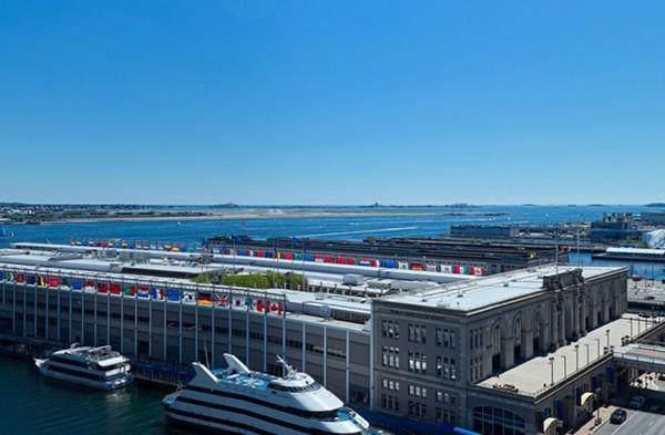 133 Seaport Boulevard #1720, Boston, MA 02210 (MLS #72580720) :: Atlantic Real Estate