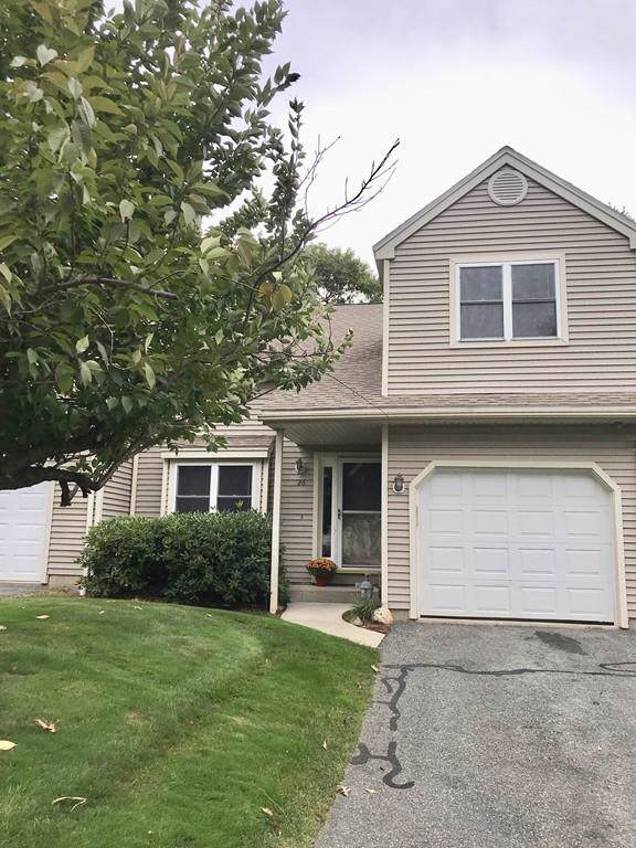 26 John Drive #26, Grafton, MA 01536 (MLS #72580734) :: Compass