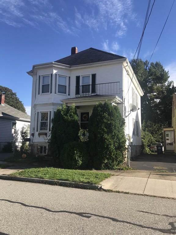22 Lexington St, New Bedford, MA 02740 (MLS #72580797) :: Westcott Properties