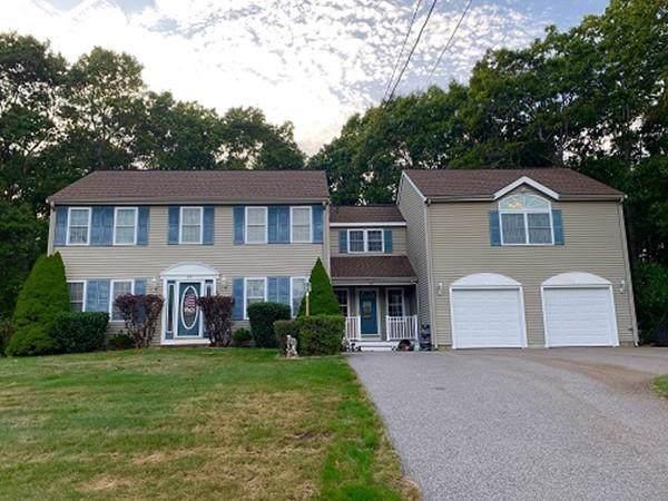 211 Copley Dr, Taunton, MA 02780 (MLS #72580839) :: Westcott Properties