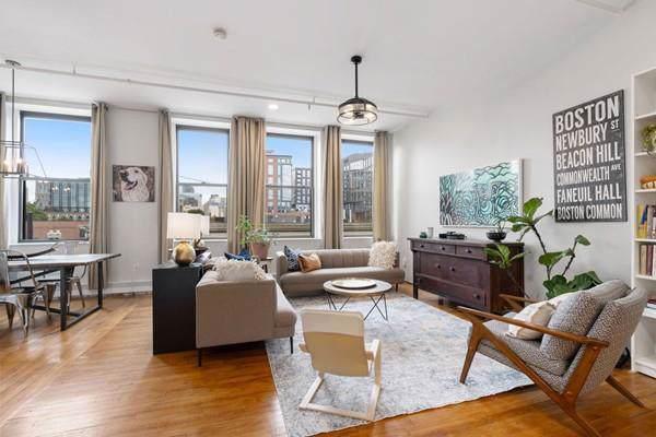 1140 Washington St 2C, Boston, MA 02118 (MLS #72580974) :: Atlantic Real Estate