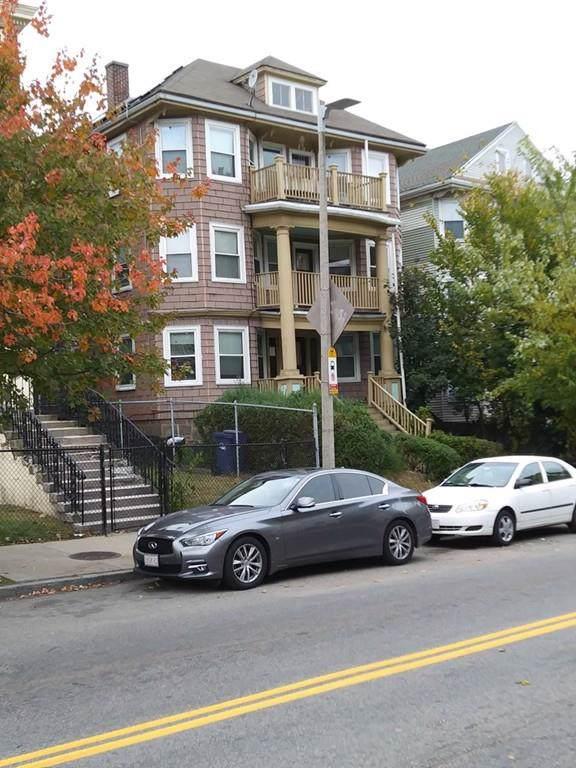 281 Humboldt Ave, Boston, MA 02121 (MLS #72581048) :: Westcott Properties