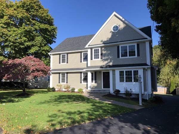 343 Cross St, Winchester, MA 01890 (MLS #72581066) :: Westcott Properties