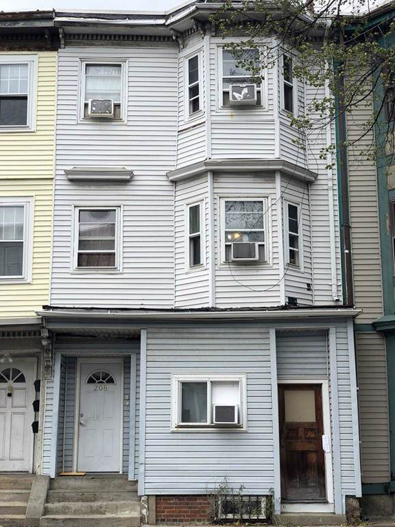 208 Bennington St, Boston, MA 02128 (MLS #72581428) :: Spectrum Real Estate Consultants