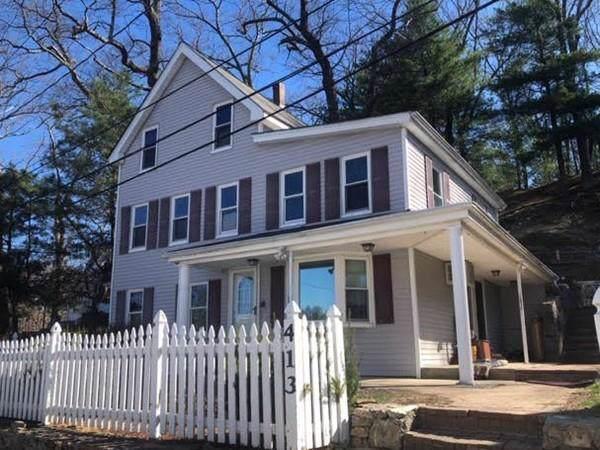 413 Mount Wayte Ave, Framingham, MA 01702 (MLS #72581554) :: Westcott Properties