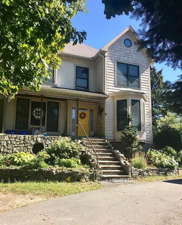 21 Highland Place, Swampscott, MA 01907 (MLS #72582209) :: Westcott Properties