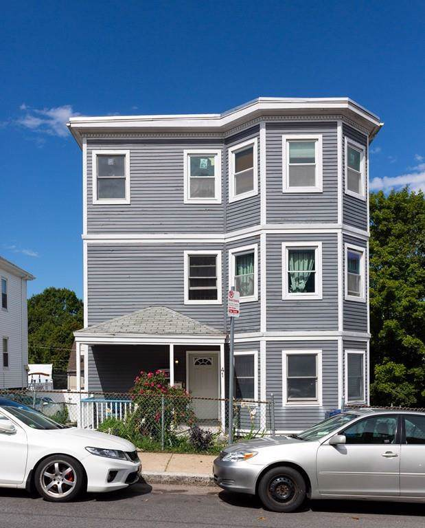 41 Westmore Rd #3, Boston, MA 02126 (MLS #72582278) :: Kinlin Grover Real Estate