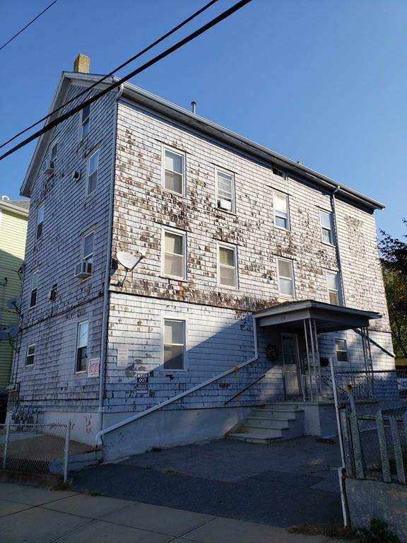 136 Covel St, Fall River, MA 02723 (MLS #72582341) :: Spectrum Real Estate Consultants