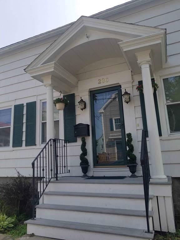 286 Cedar Street, New Bedford, MA 02740 (MLS #72582343) :: Vanguard Realty
