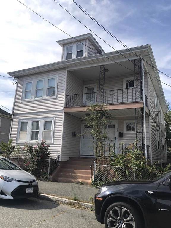 36 Temple Street #2, Revere, MA 02151 (MLS #72582395) :: The Muncey Group
