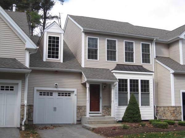 38 Pondside Drive #38, Bolton, MA 01740 (MLS #72582491) :: Kinlin Grover Real Estate