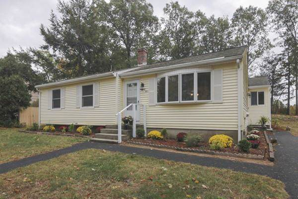 85 South Tallyho Drive, Springfield, MA 01118 (MLS #72582815) :: DNA Realty Group