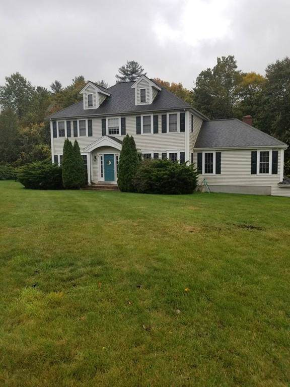 148 Buck Knoll Rd, Raynham, MA 02767 (MLS #72582876) :: Exit Realty