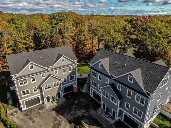 46-48 Woodley Avenue #46, Boston, MA 02132 (MLS #72584204) :: Berkshire Hathaway HomeServices Warren Residential