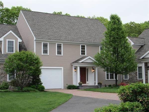 34 Caldwell Farm Road #34, Newbury, MA 01922 (MLS #72584771) :: The Duffy Home Selling Team