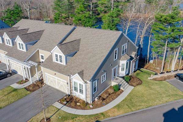 22 Iris Court #30, Canton, MA 02021 (MLS #72587600) :: Primary National Residential Brokerage