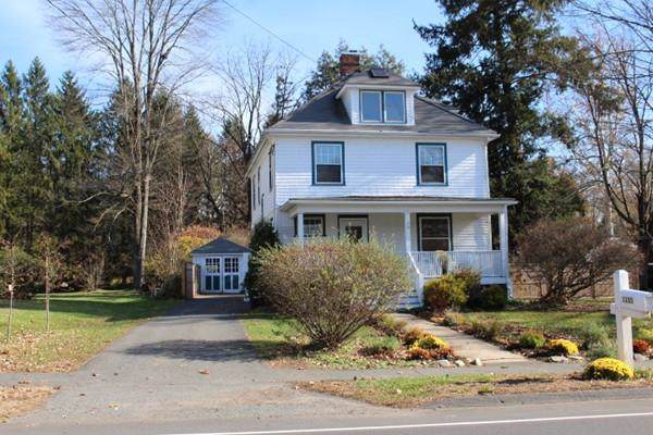 1133 N Pleasant St., Amherst, MA 01002 (MLS #72588469) :: Kinlin Grover Real Estate