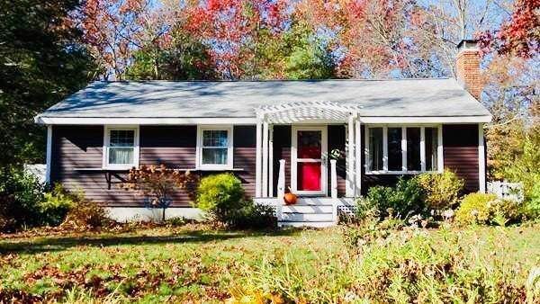 307 Forest Grove Ave, Wrentham, MA 02093 (MLS #72588550) :: Primary National Residential Brokerage