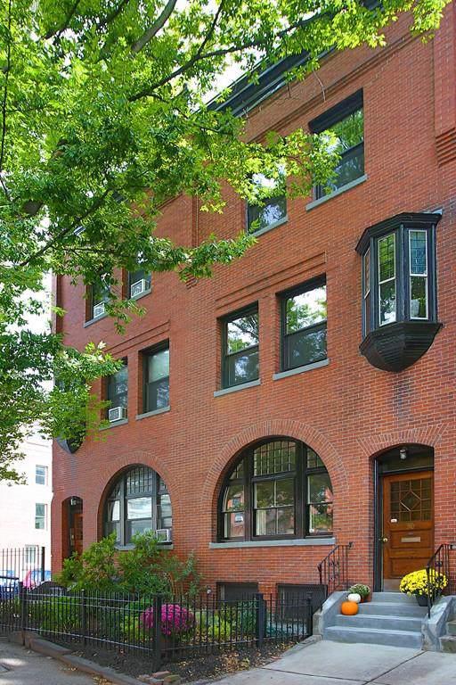 30 Saint Stephen St #1, Boston, MA 02115 (MLS #72589758) :: Driggin Realty Group