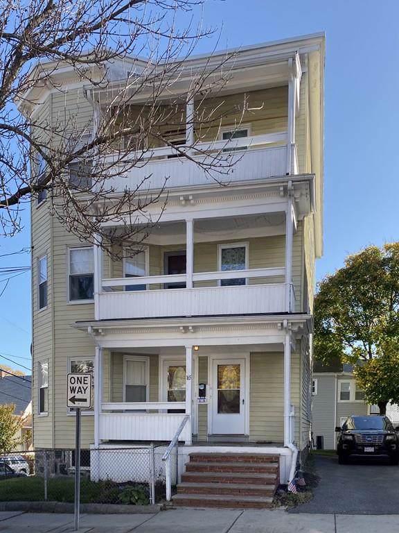 165 Walnut Street #2, Somerville, MA 02145 (MLS #72590003) :: Kinlin Grover Real Estate