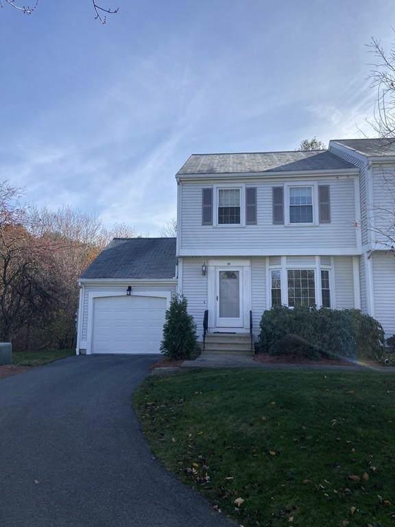 601 Heritage Lane #601, Auburn, MA 01501 (MLS #72590738) :: The Duffy Home Selling Team