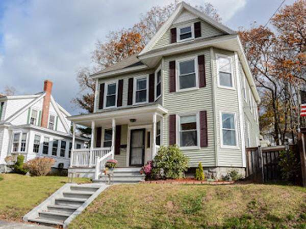 250 Wentworth, Lowell, MA 01852 (MLS #72590922) :: RE/MAX Vantage