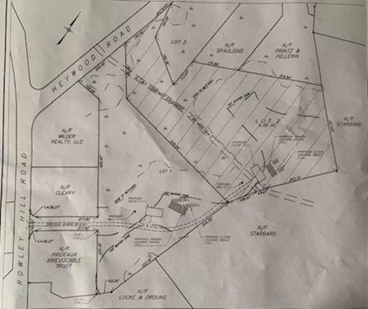 Lot 2 Heywood Rd., Sterling, MA 01564 (MLS #72590972) :: The Duffy Home Selling Team