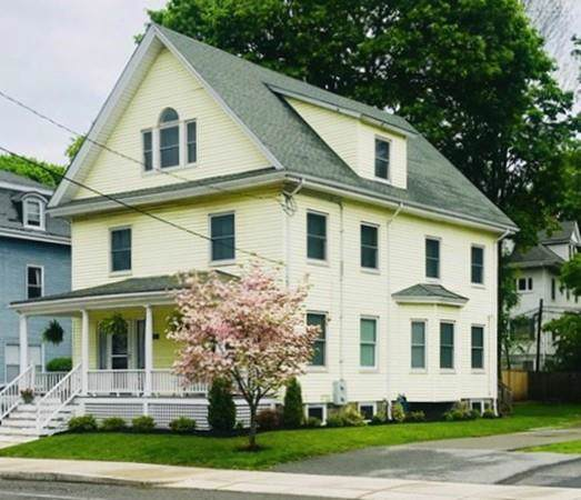 181-183 Washington St., Winchester, MA 01890 (MLS #72591240) :: The Muncey Group