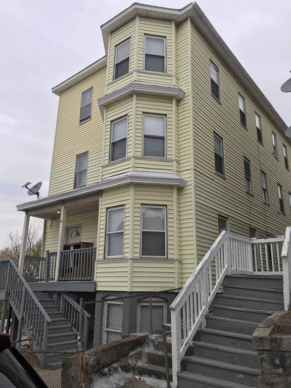 60 Harrison Street #1, Worcester, MA 01604 (MLS #72591690) :: Anytime Realty