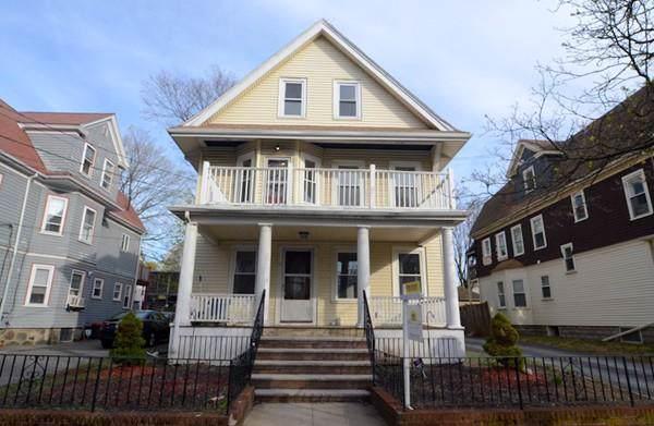 11 Trowbridge Street #1, Arlington, MA 02474 (MLS #72591811) :: Westcott Properties