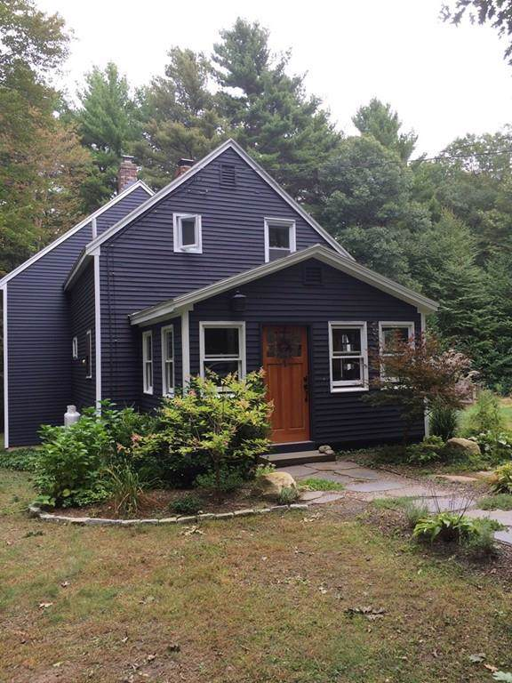 49 Locks Pond Rd, Shutesbury, MA 01072 (MLS #72592308) :: Westcott Properties