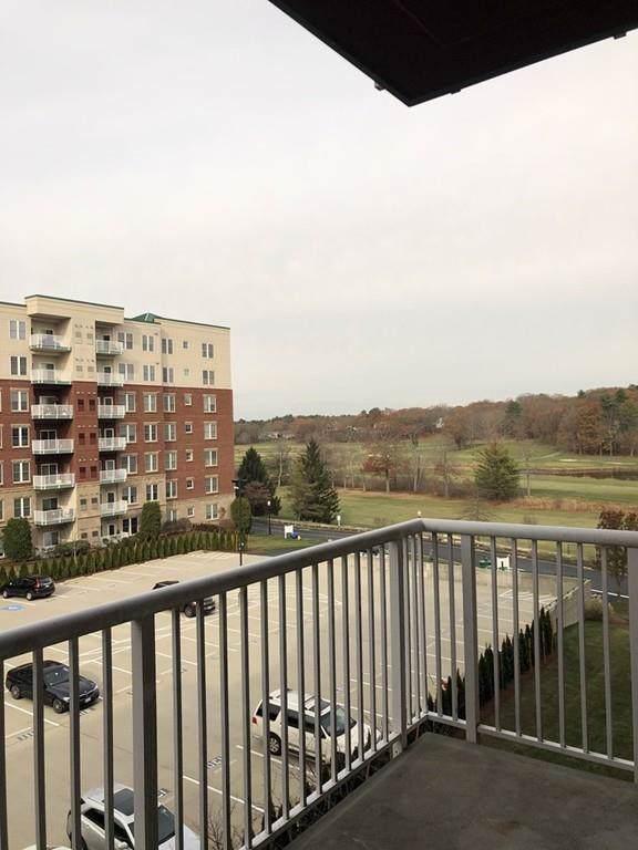38 Village Road #407, Middleton, MA 01949 (MLS #72592491) :: Kinlin Grover Real Estate