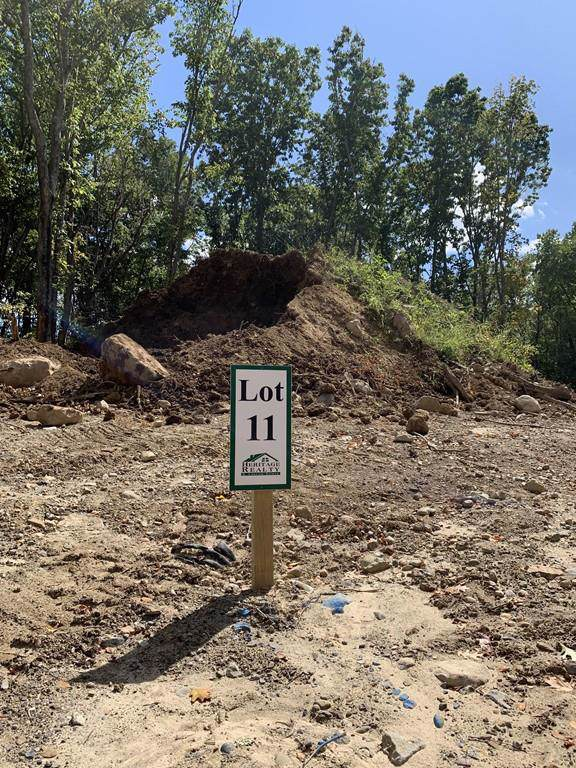 Lot 11 Ciana Road, Rehoboth, MA 02769 (MLS #72592499) :: Kinlin Grover Real Estate