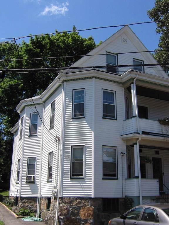 29-31 Essex Ave #1, Swampscott, MA 01907 (MLS #72592537) :: Kinlin Grover Real Estate