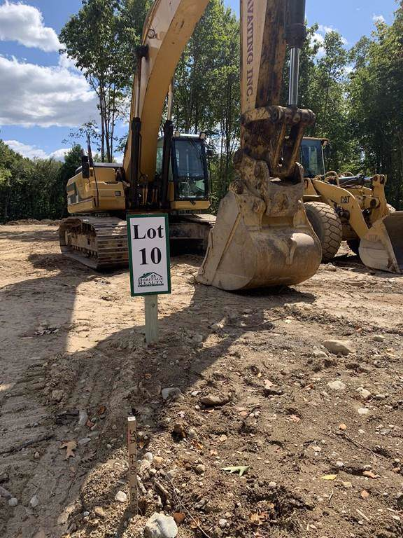 Lot 10 Ciana Road, Rehoboth, MA 02769 (MLS #72592554) :: Kinlin Grover Real Estate