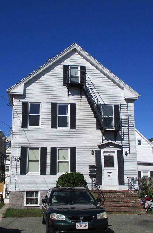 187 Division St, New Bedford, MA 02744 (MLS #72592729) :: Trust Realty One