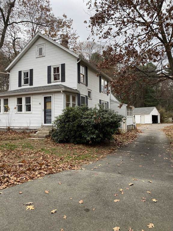 48 Whipple Rd, Billerica, MA 01821 (MLS #72592918) :: Team Tringali